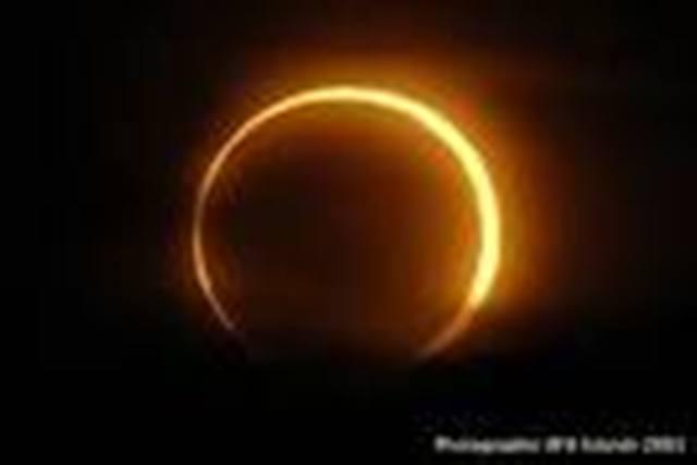 Le Burkina Faso vera son éclipse le 3 novembre