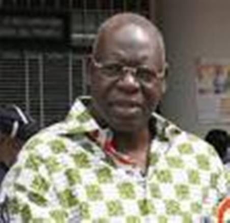 Salif Diallo l'ancien homme fort du parti au pouvoir, CDP.