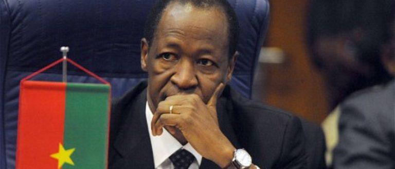 Article : 22e sommet de l'UA : Blaise Compaoré n'y sera pas