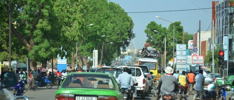 Article : Ouagadougou : ville de la « moto stop »
