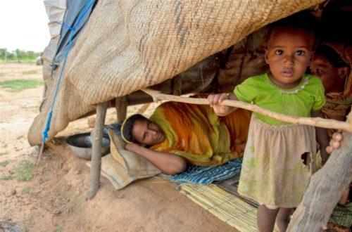 Article : Rêve d'un retour à une vie normale; l'histoire de Khadija