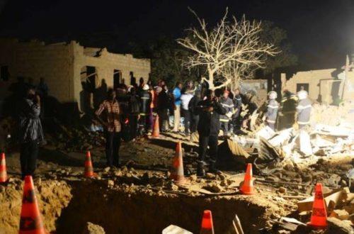 Article : Explosion à Ouagadougou: On a craint l'acte terroriste!