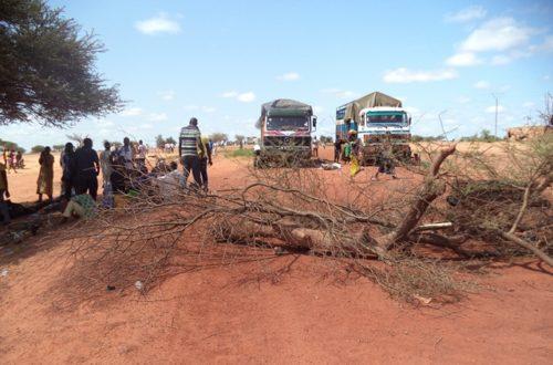 Article : Burkina : la ville de Djibo sous contrôle de manifestants