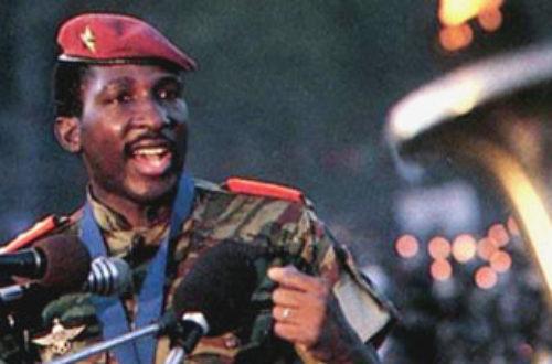 Article : Thomas Sankara : les tops et les flops de sa révolution
