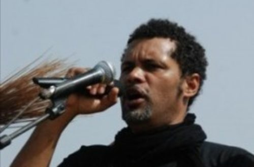Article : Smockey: De l'artiste engagé au héro de la révolution burkinabè