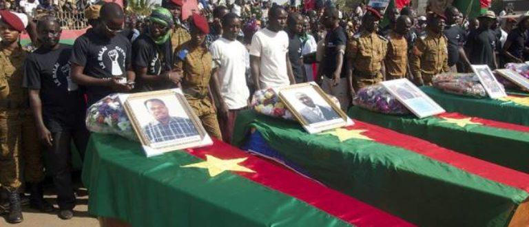 Article : Le Burkina Faso  rend hommage aux héros de la révolution !