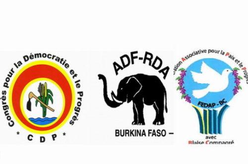 Article : Burkina Faso: le parti de Blaise Compaoré suspendu !