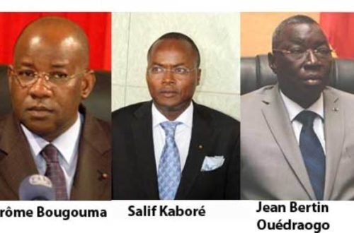 Article : Burkina Faso : vaste interpellation des dignitaires du régime Compaoré