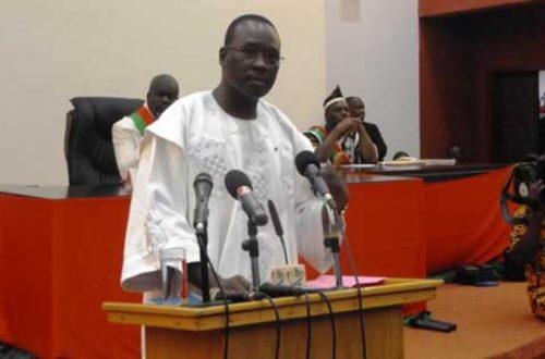 Article : Burkina Faso : Zida en voyage encore