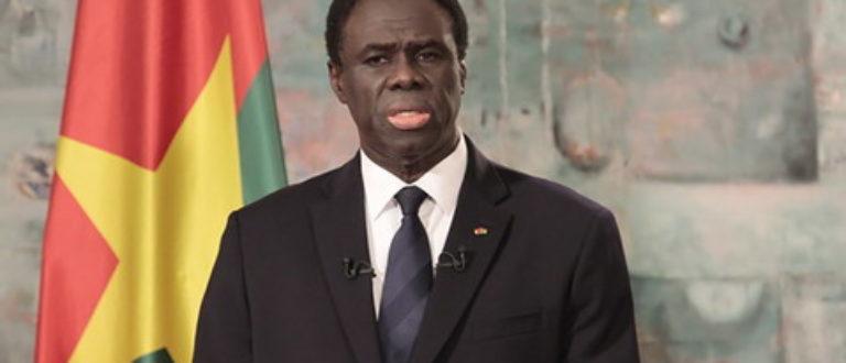 Article : Le président maintient Zida au poste de premier ministre