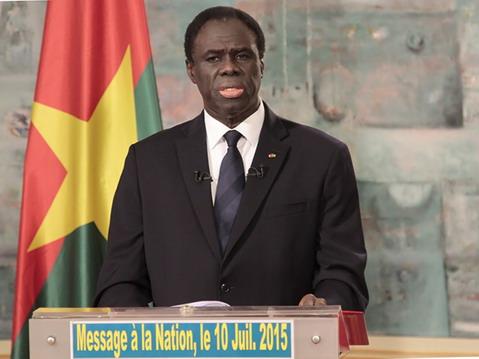 Le président Kafando fait appel aux Sages pour une sortie de crise entre Zida et le RSP