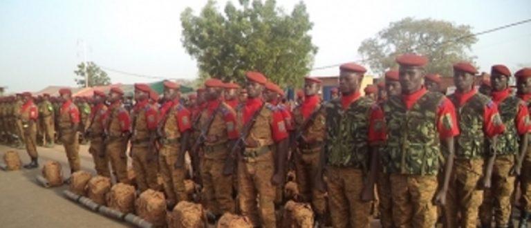 Article : Burkina : les militaires du RSP se font entendre encore!