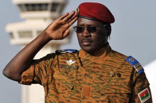 Article : Burkina Faso : la crise perdure entre Zida et le RSP
