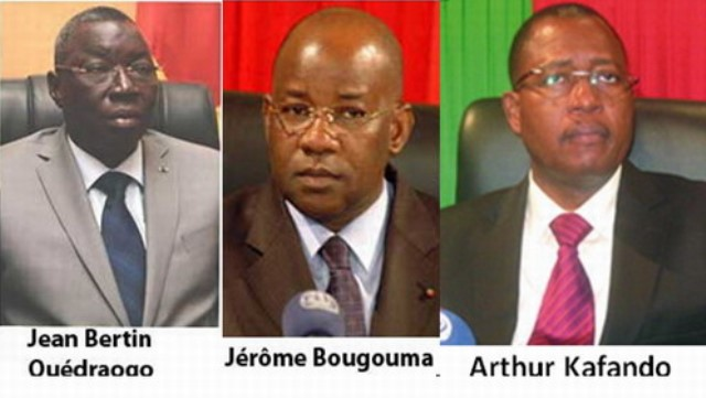 Ces anciens ministres sont accusés de détournements de deniers publics et d'enrichissement illicite