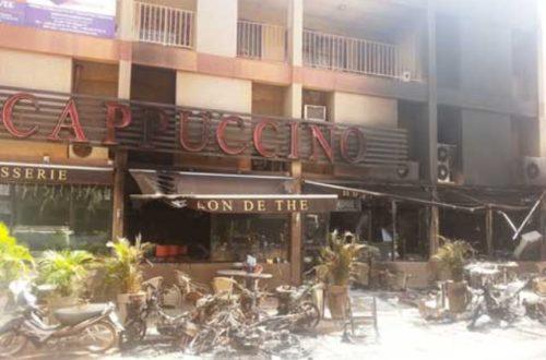 Article : Attaques à Ouagadougou : le Burkina touché mais debout !