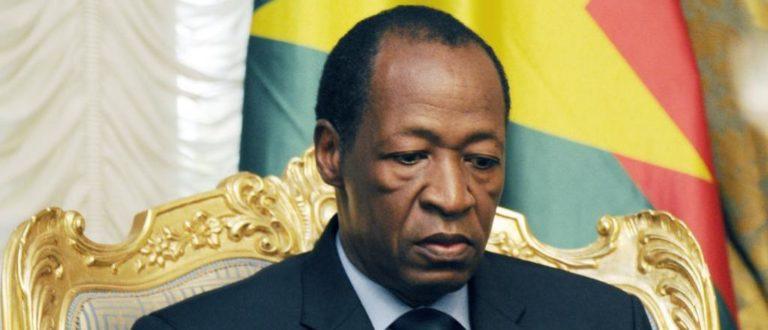 Article : Burkina Faso – Côte d'Ivoire : Alassane Ouattara « amnistie » Blaise Compaoré