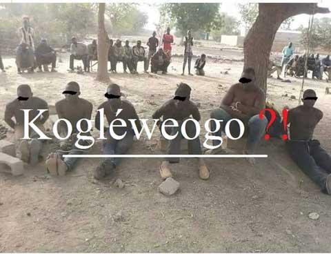 Les Kolgweogo sont régulièrement accusés de torture, de séquestration et autres atteintes aux droits des présumés voleurs