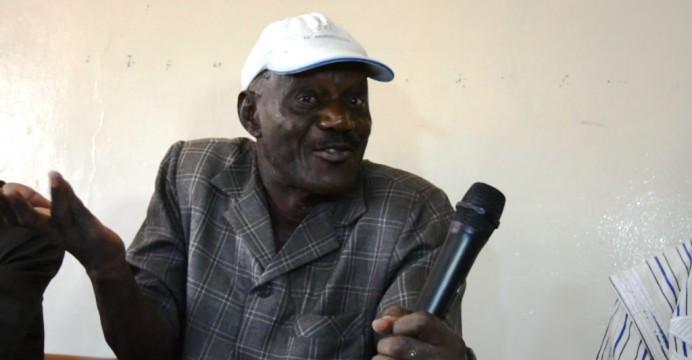 Ph Burkina24. Le Pr Laurent Bado réclame une garde pour sa sécurité
