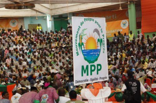 Article : Municipalités au Burkina : Une victoire « violente » et sans gloire du MPP